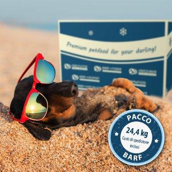 Pacco Vacanze BARF